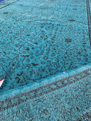 Rugs,hand made from, Turkey overdye size: 5.7 x. 8.9 $1,300 makeme offer for Sale in Los Angeles, CA