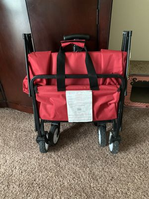 Collapsible beach/outdoor wagon for Sale in Clearwater, FL