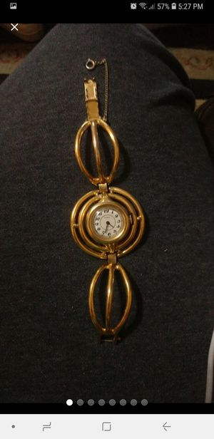 Vintage vendome watch bracelet for Sale in Cheyenne, WY