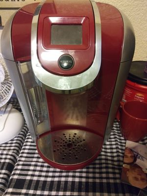 Keurig 2.0 with KCup rack for Sale in Littleton, CO