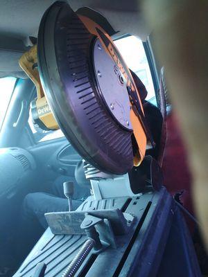 dewalt 15 amp 14 in. (355mm multicuter for Sale in Las Vegas, NV