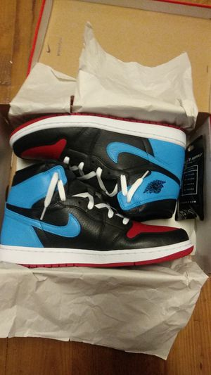 Jordan 1 U.N.C to C.H.I for Sale in Charlotte, NC