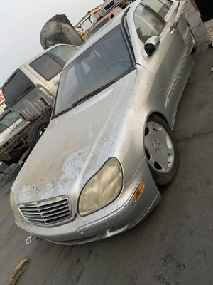 Parting out Mercedes S600 for Sale in Irwindale, CA