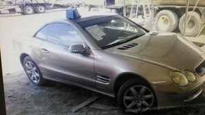 2004 MERCEDES BENZ SL500 COUPE PARTS FOR SALE for Sale in Miami Gardens, FL