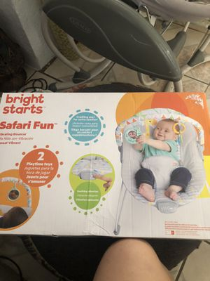 Vibrating bouncer for baby's for Sale in Compton, CA