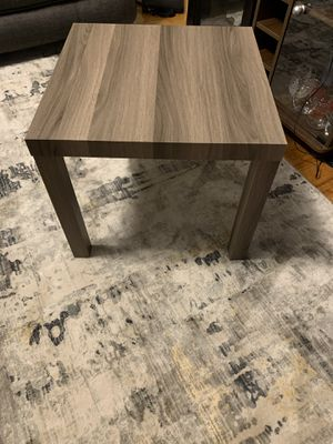 Square End Table for Sale in Passaic, NJ
