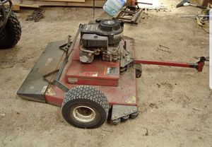 Pull behind mower , 44 inch ! Runs great for Sale in Kinston, NC