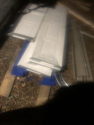 Garage door. 2ea. for Sale in Cunningham, TN
