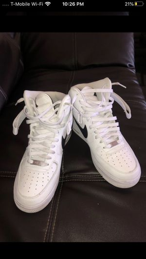 Nike air forces size 9 for Sale in Los Angeles, CA
