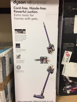 Dyson cordless vacuums NEW for Sale in Fort Pierce, FL
