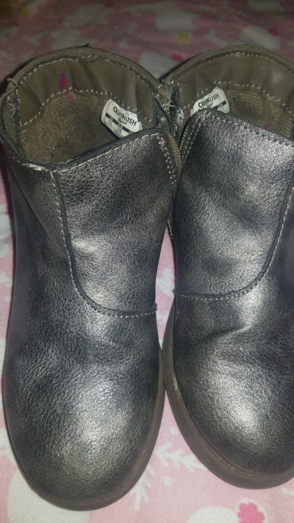Size 11 girl boots