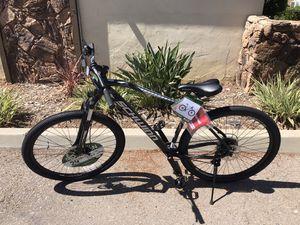 Schwinn Taff Mountain Bike, 29-inch wheels, 8 speeds, black / white (1x8) for Sale in El Cajon, CA