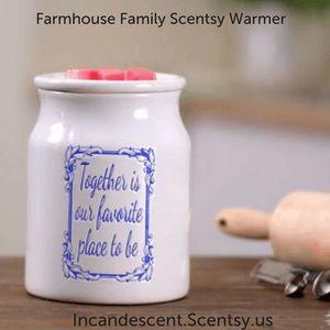 Farmhouse Scentsy warmer for Sale in Tacoma, WA