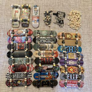 Tech Deck Fingerboard 96mm Lot Fingerboards Skateboard Almost Flip Baker Girl for Sale in Merrick, NY