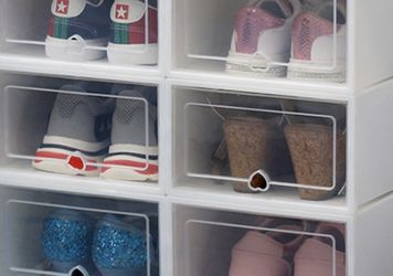 White Shoe Organizer for Sale in Irvine,  CA