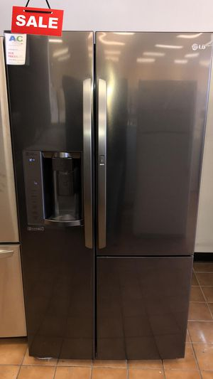 FIRST COME!!CONTACT TODAY! Refrigerator Fridge LG Works Perfect #1469 for Sale in Silver Spring, MD