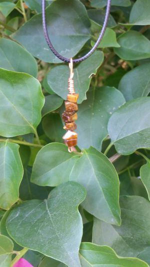 Tigers eye pendant for Sale in Rancho Cucamonga, CA