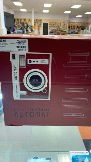 Lomo'Instant Automat for Sale in Raleigh, NC