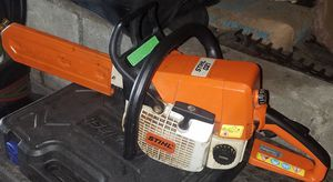 Stihl 021 Chainsaw in excellent condition low hour for Sale in Tacoma, WA