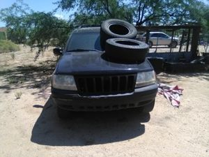 Jeep parts 1999 whith a 4.7 for Sale in Tucson, AZ