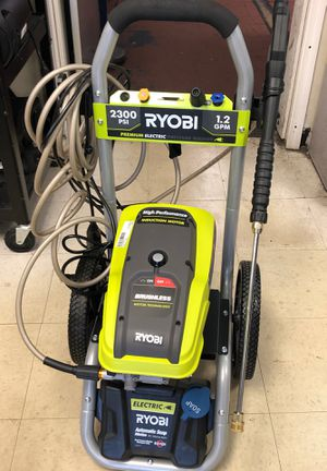 Ryobi electric pressure washer $180!!! for Sale in Maitland, FL