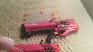 Nerf rival Zeus and appolo for Sale in Grand Island, NE