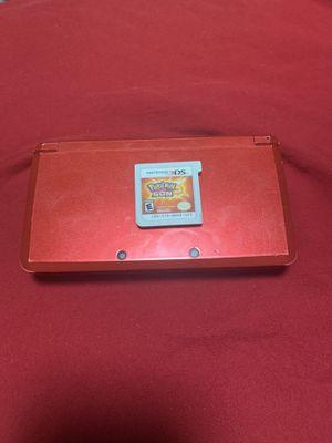 Nintendo 3DS w/ Pokemon Sun ☀️ for Sale in Addison, IL