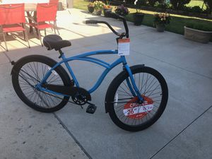 Brand new 26 inch male cruiser bike unisex for Sale in Dearborn, MI