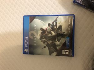Destiny 2 for PS4 for Sale in Boston, MA