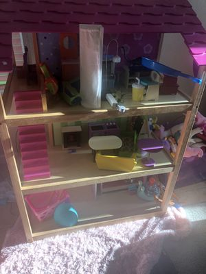Doll house for Sale in Sacramento, CA