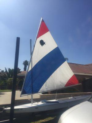 Sunfish Sailboat for Sale in Rialto, CA