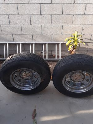 14 inch tires and rims for Sale in Costa Mesa, CA