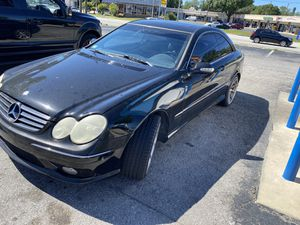 03 - 09 Mercedes CLK55 CLK500 CLK550 CLK320 CLK350 w209 parts only for Sale in Clearwater, FL