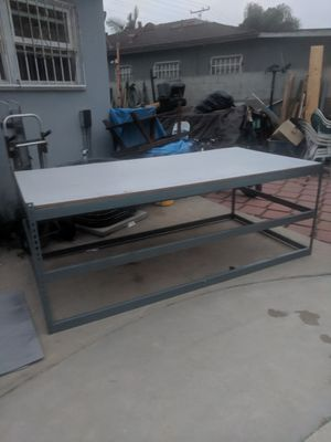 WAREHOUSE INDUSRIAL METAL SHELVING for Sale in Hawthorne, CA