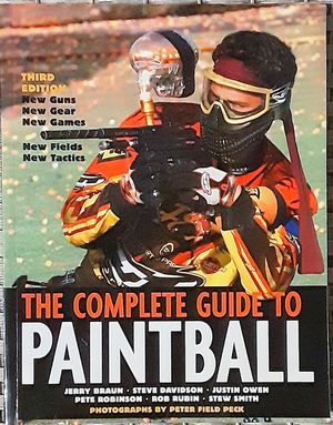 2004 copyright ....... paintball book or guide ! Vintage ! for Sale in Saginaw, MI