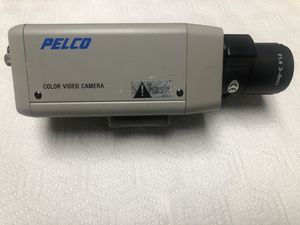 PELCO Color Video Security Camera made by SONY for Sale in Walnut, CA