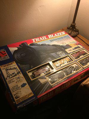 Trail Blazer Train Set for Sale, used for sale  Escondido, CA