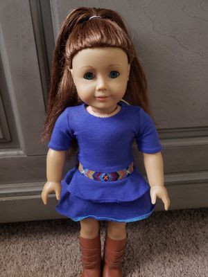 American girl doll saige for Sale in Sacramento, CA