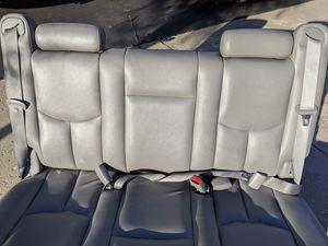 2000 - 2006 Yukon Tahoe Grey Leather 3rd row seat for Sale in Haymarket, VA