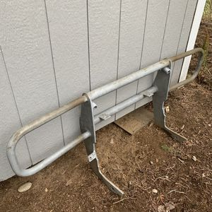 Steel Brush Guard / Bull Bar for Sale in Olympia, WA