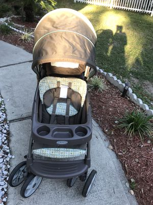 Double seated stroller for Sale in Jacksonville, FL