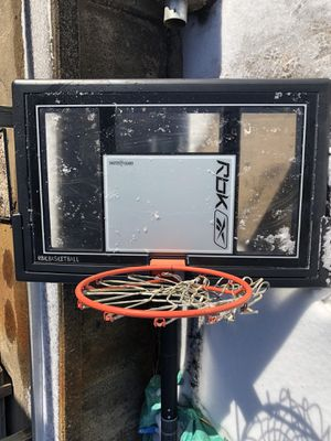 Inground Basketball hoop for Sale in Yalesville, CT
