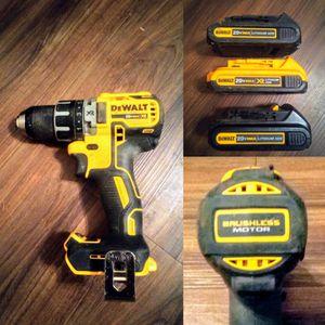 20v DeWalt Brushless XR Drill for Sale in Fayetteville, AR