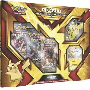 Pokémon Pikachu Sidekick Collection Box - 3 Booster Packs + Keychain SEALED (5 Boxes Minimum = $50 Cash) for Sale in Bradenton, FL