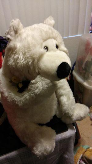 Stuffed polar bear for Sale in Anaheim, CA