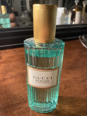 Gucci Memoire Eau De Parfum - 3.3 fl oz for Sale in Placentia, CA