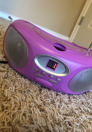 CD/ radio player for Sale in Puyallup, WA