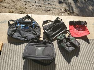 Bags grocery. Duffle, camera qty5 for Sale in La Mesa, CA