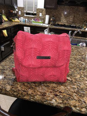 Red Petunia Pickle Bottom Diaper Bag for Sale in Ontario, CA