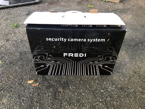 Freud security camera's for Sale in Queens, NY